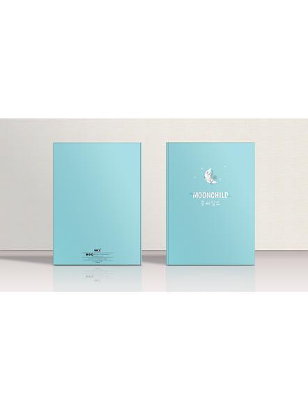 BTS Moonchild Notebook-3