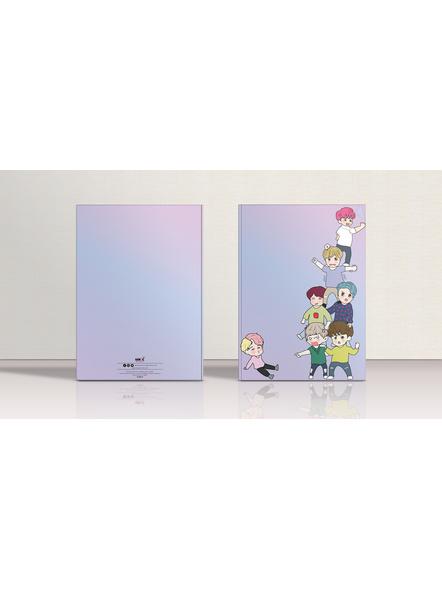 BTS Chibi Notebook-3