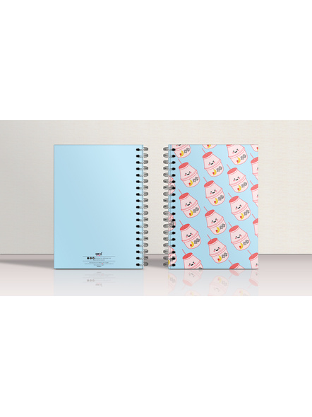 Banana Milk Notebook-3