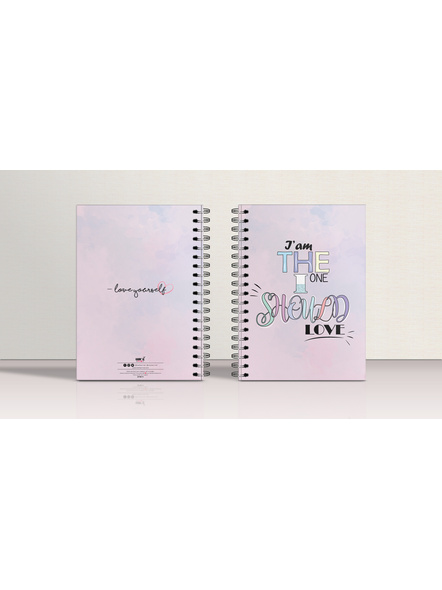 Love Yourself Notebook-3