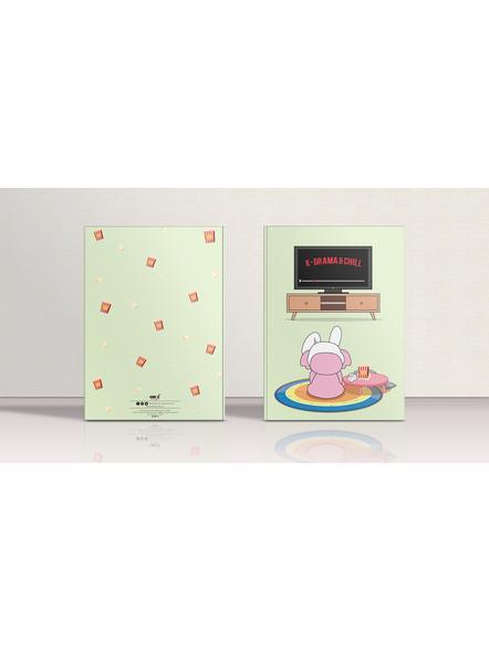 K-Drama & Chill Notebook-3