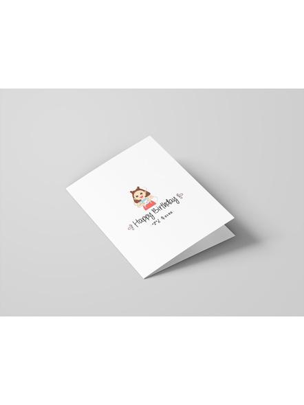 Karnibelle Sarang- Happy Birthday Card-1