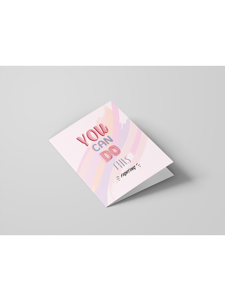You Can Do This - Motivational Card-1