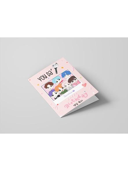 OT7 - BTS Happy Birthday Card-1