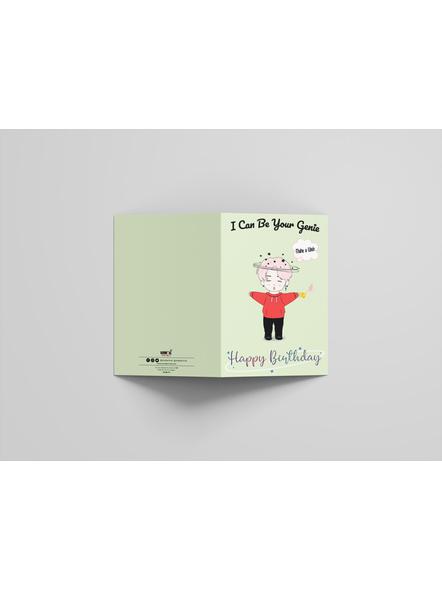 Jimin - BTS Happy Birthday Card-2