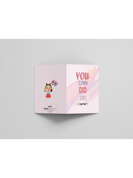 You Can Do This - Motivational Card-2