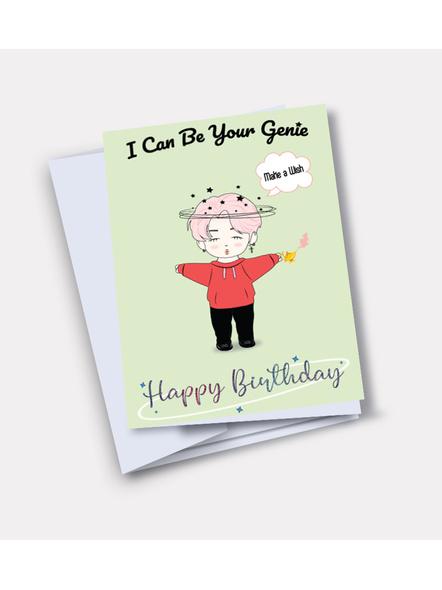 Jimin - BTS Happy Birthday Card-28