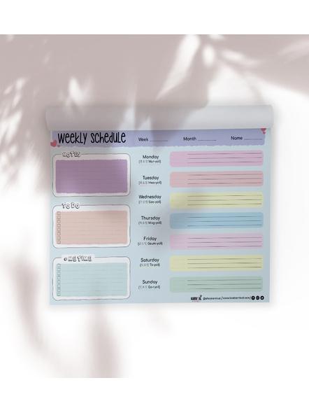Weekly Planner Notepad-1