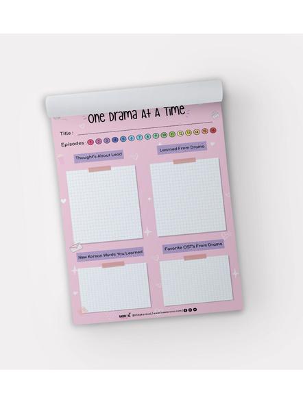 My K-Drama Notes Notepad-27