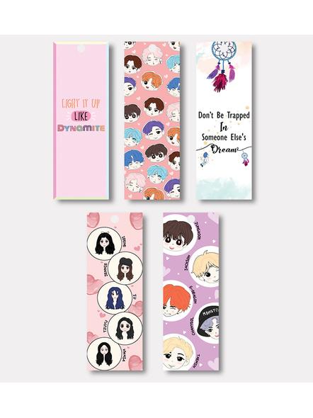 Borahae Multi - Bookmark Set of 5-58