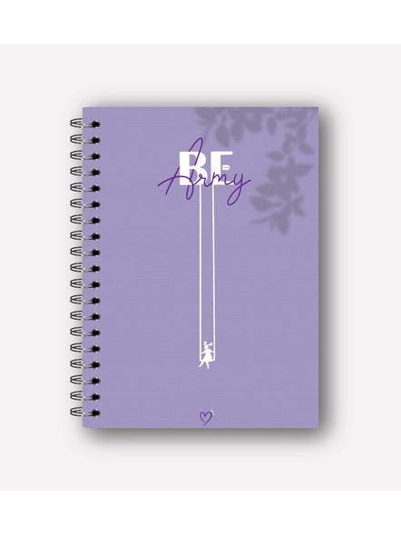 BE Army Notebook-NBA5PBGLBL122000001