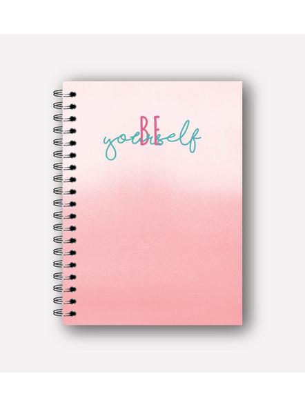 BE Yourself Notebook-NBA5PBGLBL122000002
