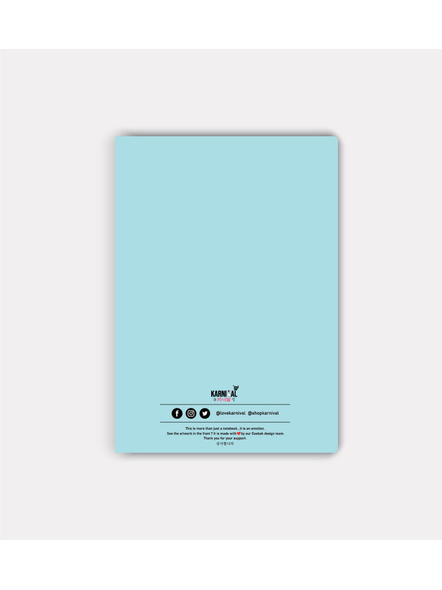 SHINee Lightstick Jotbook-1