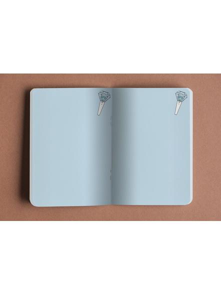 SHINee Lightstick Jotbook-2
