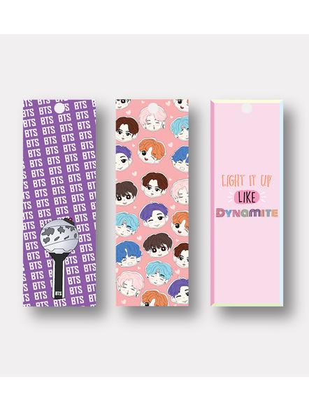 BTS Magic Shop - Bookmark Set of 3-54