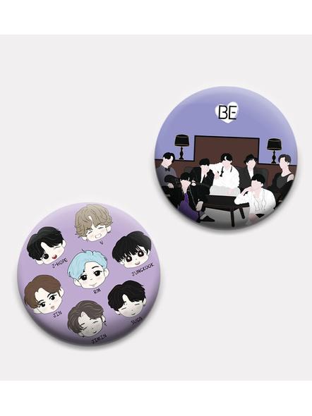 Sarang BTS Badges- Set of 2-BS3L12200002