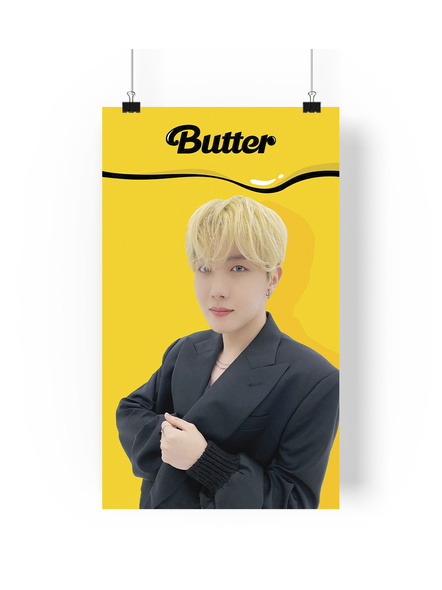 J-hope Poster - Butter Collection-77