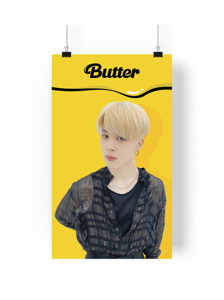 Jimin Poster - Butter Collection-76