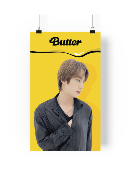 Jin Poster - Butter Collection-75