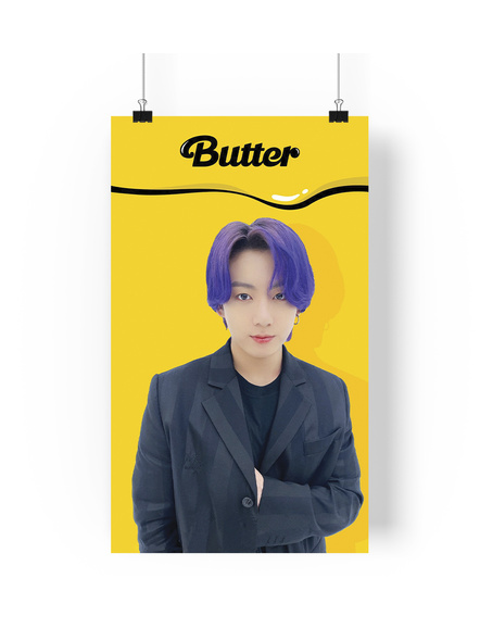 Jungkook Poster - Butter Collection-71