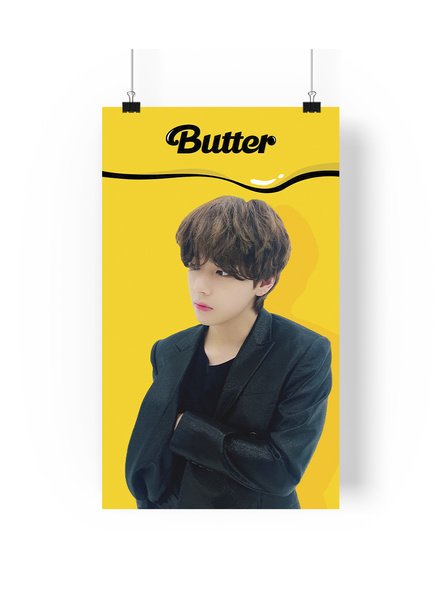 V Poster - Butter Collection-74