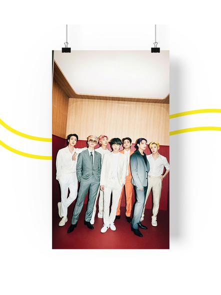 BTS-OT7-Teaser-1-Butter-Collection-Poster