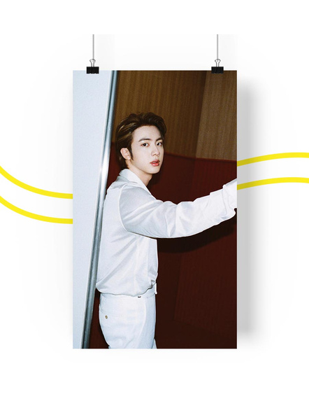 BTS-Jin-Teaser-1-Butter-Collection-Poster
