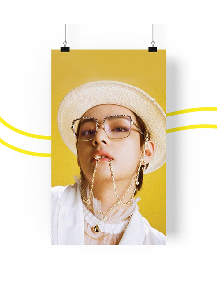 BTS-Tae-Teaser-2-Butter-Collection-Poster