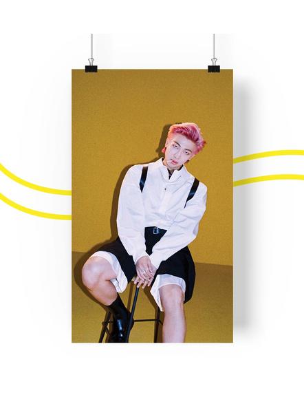BTS-Namjoon-Teaser-2-Butter-Collection-Poster