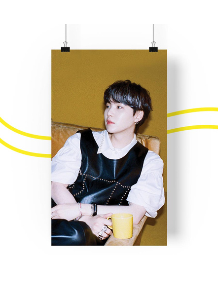 BTS-Suga-Teaser-2-Butter-Collection-Poster