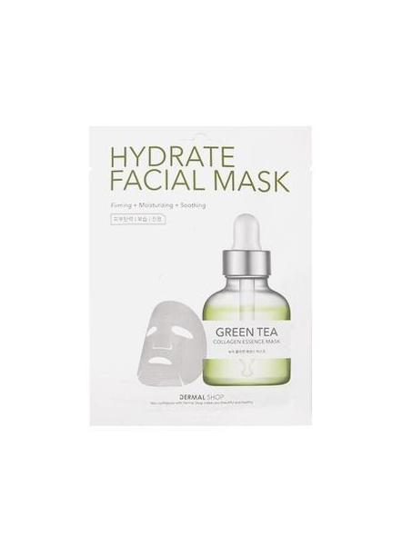 Dermal-Green-Tea-Sheet-Mask