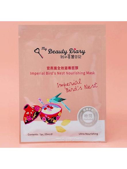My-Beauty-Diary-Imperial-Bird's-Nest-Nourishing-Sheet-Mask