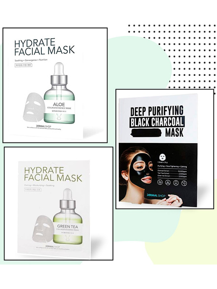 Dermal Sheet Mask-dermalaloe
