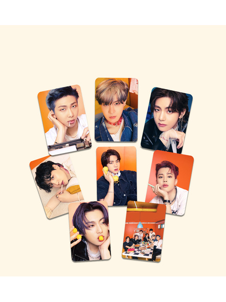 BTS Concept 1.1 Photocards - Butter Collection-1