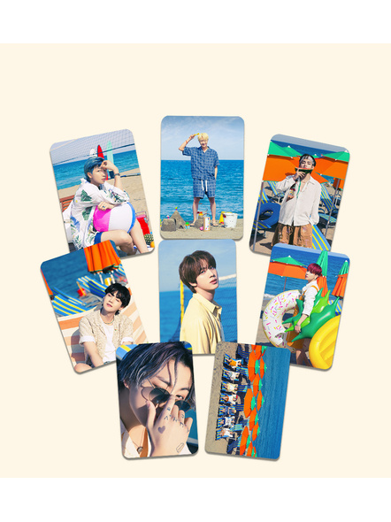 BTS Concept 3 Photocards - Butter Collection-BTSConceptV3