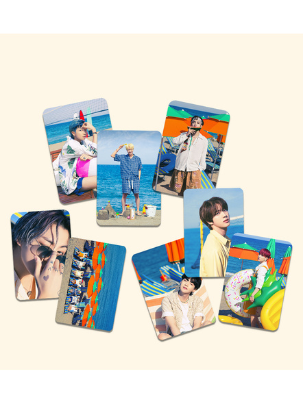 BTS Concept 3 Photocards - Butter Collection-1