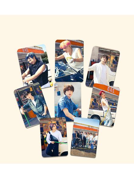 BTS Concept 4.2 Photocard - Butter Collection-BTSConceptV42