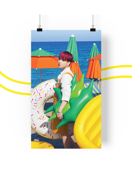 BTS Concept V.3 Posters (All Members) - Butter Collection-jiminv3