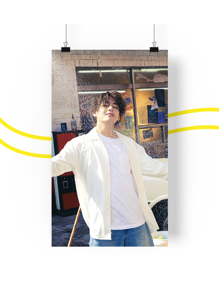 BTS Concept V.4.1 Posters (All Members) - Butter Collection-taev41