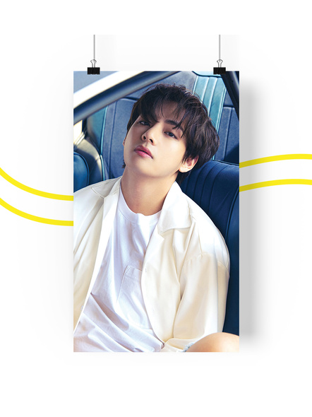 BTS Concept V.4.2 Posters (All Members) - Butter Collection-taev42