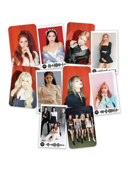 Blackpink Blink Photocard-Polaroid Combo-bpphpo