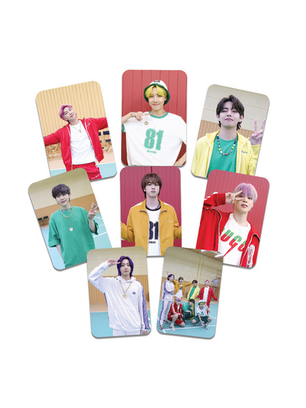 BTS MV Photocards- Butter Collection-85