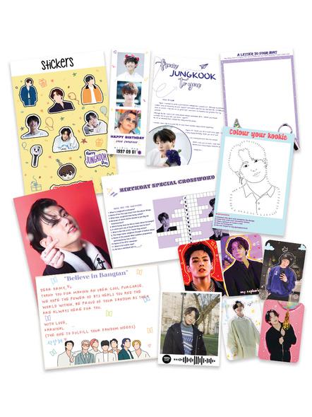 Jungkook Starter Birthday Kit-jkstbk