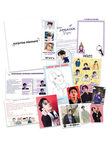 Jungkook Surprise Birthday Kit-jksu
