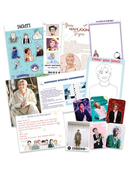 Namjoon RM Starter Birthday Kit-nmst