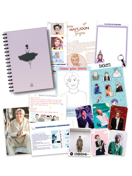 Namjoon RM Ultimate Birthday Kit-nmntdyt