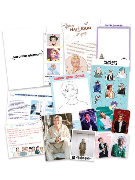 Namjoon RM Surprise Birthday Kit-nmsur