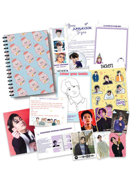 Jungkook Ultimate Birthday Kit-jkntbm