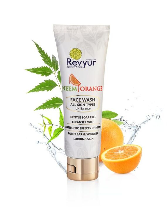 Skin and Hair Care Combo with benefits of Neem, Orange, Walnut and Aleo Vera-1