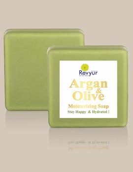 Revyur Argan & Olive Moisturizing Soap-2-sm